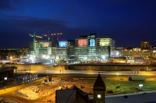 Nya Karolinska Solna, Sweden