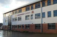 Strathaven Academy, South Lanarkshire Project, UK